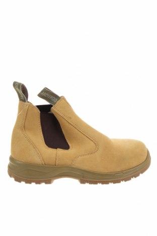 Ανδρικά παπούτσια Jackeroo, Μέγεθος 41, Χρώμα  Μπέζ, Φυσικό σουέτ, Τιμή 28,74€