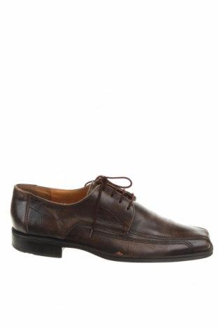 Мъжки обувки Lloyd, Размер 41, Цвят Кафяв, Естествена кожа, Цена 45,10лв.