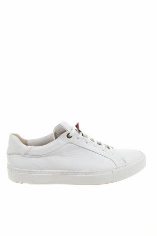 Мъжки обувки Lloyd, Размер 45, Цвят Бял, Естествена кожа, Цена 171,75лв.