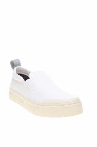 Мъжки обувки Lyle & Scott, Размер 42, Цвят Бял, Текстил, Цена 89,25лв.