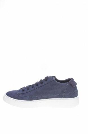 Мъжки обувки Lyle & Scott, Размер 42, Цвят Син, Текстил, естествен велур, Цена 106,50лв.