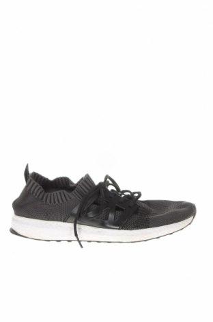 Мъжки обувки New Balance, Размер 42, Цвят Сив, Текстил, Цена 54,86лв.