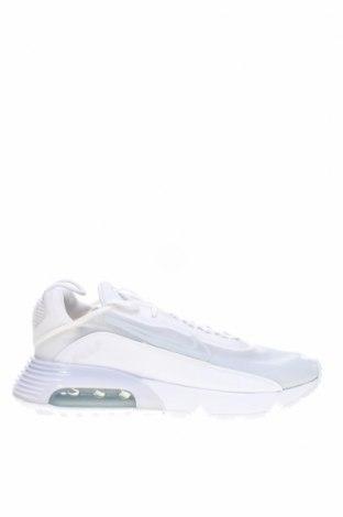 Мъжки обувки Nike, Размер 46, Цвят Бял, Текстил, еко кожа, Цена 156,75лв.