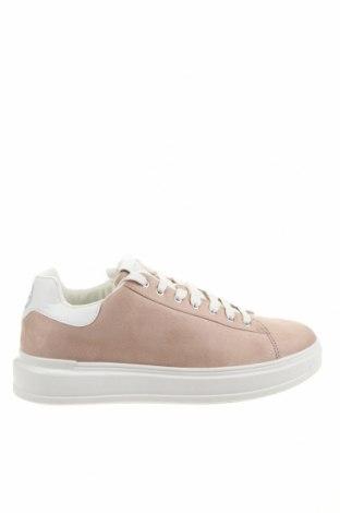 Мъжки обувки River Island, Размер 44, Цвят Бежов, Еко кожа, Цена 51,75лв.