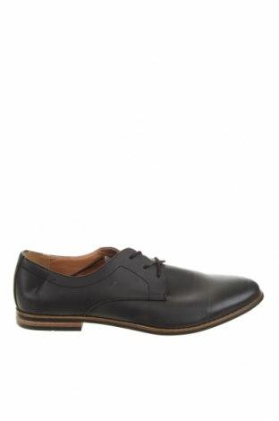 Мъжки обувки Target, Размер 46, Цвят Черен, Еко кожа, Цена 26,88лв.