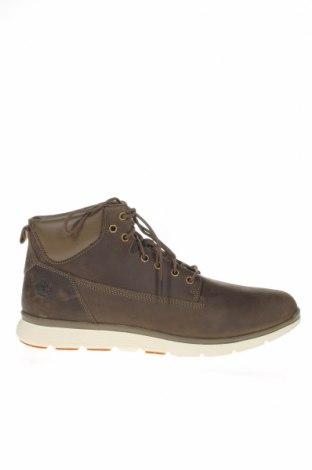 Мъжки обувки Timberland, Размер 46, Цвят Кафяв, Естествена кожа, Цена 116,55лв.
