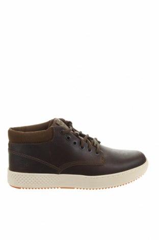 Ανδρικά παπούτσια Timberland, Μέγεθος 43, Χρώμα Πράσινο, Γνήσιο δέρμα, Τιμή 111,73€