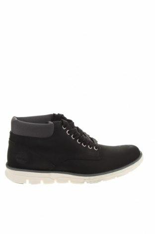 Мъжки обувки Timberland, Размер 42, Цвят Черен, Естествена кожа, Цена 216,75лв.