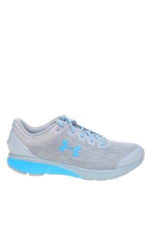 Мъжки обувки Under Armour, Размер 41, Цвят Сив, Текстил, Цена 126,75лв.