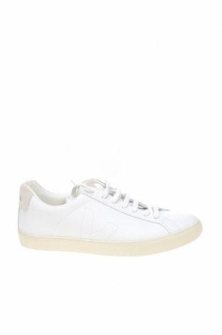 Мъжки обувки Veja, Размер 40, Цвят Бял, Естествена кожа, Цена 171,75лв.