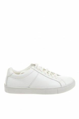 Мъжки обувки Zign, Размер 45, Цвят Бял, Естествена кожа, Цена 89,25лв.