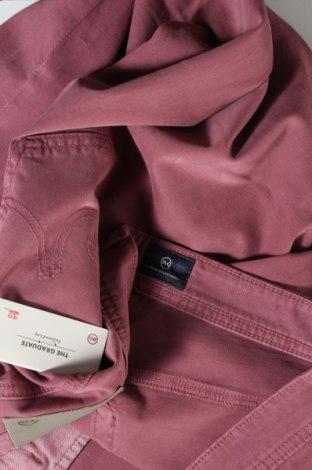 Мъжки панталон Adriano Goldschmied, Размер M, Цвят Лилав, 97% памук, 3% еластан, Цена 102,00лв.