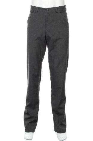 Мъжки панталон Alberto, Размер S, Цвят Сив, 68% полиестер, 29% вискоза, 3% еластан, Цена 13,70лв.