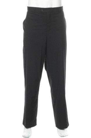 Мъжки панталон Angelo Litrico, Размер L, Цвят Черен, 54% полиестер, 46% вискоза, Цена 10,88лв.