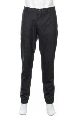 Ανδρικό παντελόνι Bertoni, Μέγεθος L, Χρώμα Μπλέ, 65% πολυεστέρας, 35% βισκόζη, Τιμή 7,92€