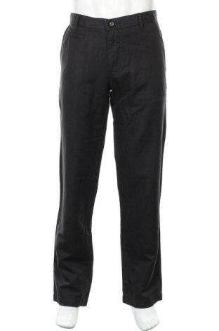 Мъжки панталон Boss Orange, Размер XL, Цвят Черен, Цена 49,67лв.