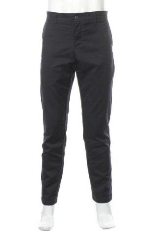 Мъжки панталон Carhartt, Размер L, Цвят Черен, 65% полиестер, 35% памук, Цена 50,40лв.