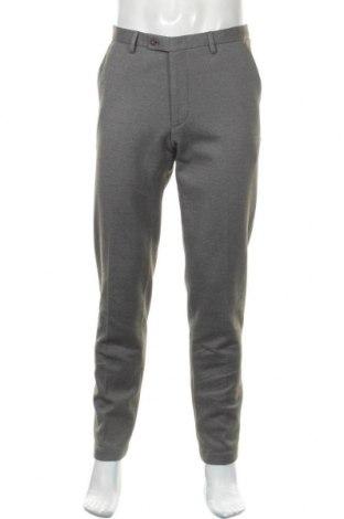 Мъжки панталон Cinque, Размер L, Цвят Сив, 74% памук, 14% полиестер, 12% полиамид, Цена 32,22лв.