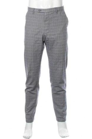Мъжки панталон Cinque, Размер L, Цвят Сив, 97% памук, 3% еластан, Цена 38,64лв.