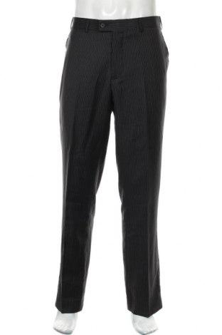 Мъжки панталон Cool Water, Размер L, Цвят Черен, 80% полиестер, 20% вискоза, Цена 15,23лв.