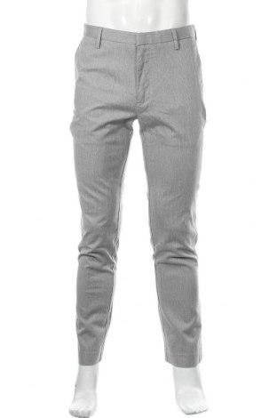 Мъжки панталон Dockers, Размер M, Цвят Сив, Цена 29,40лв.
