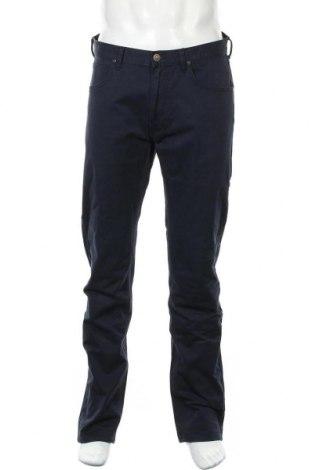Pantaloni de bărbați Lee, Mărime L, Culoare Albastru, 99% bumbac, 1% elastan, Preț 219,57 Lei