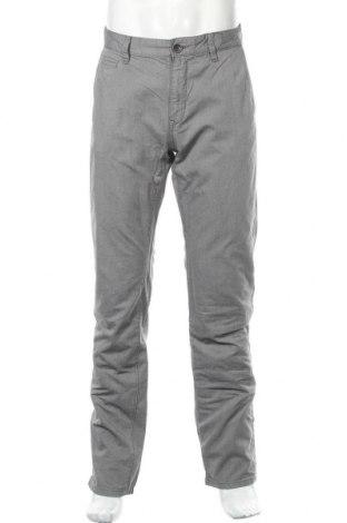 Мъжки панталон Tom Tailor, Размер L, Цвят Сив, Памук, Цена 41,90лв.