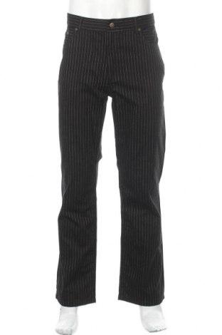 Мъжки панталон Y.o.u, Размер L, Цвят Черен, 99% памук, 1% еластан, Цена 37,80лв.