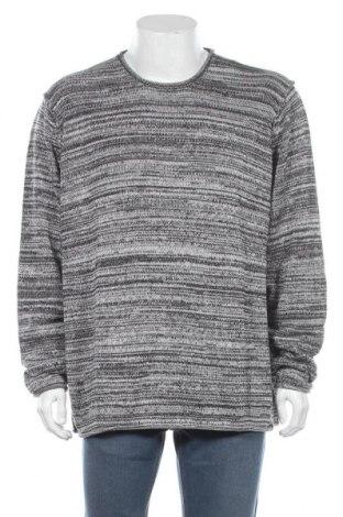 Мъжки пуловер Indicode, Размер 4XL, Цвят Многоцветен, Памук, Цена 45,43лв.