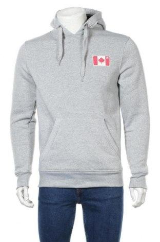 Мъжки суичър Canadian Peak, Размер M, Цвят Сив, Полиестер, Цена 62,30лв.