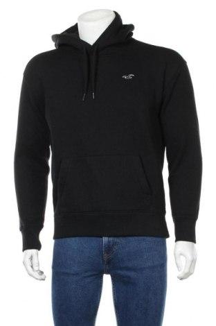 Ανδρικό φούτερ Hollister, Μέγεθος S, Χρώμα Μαύρο, 70% βαμβάκι, 30% πολυεστέρας, Τιμή 23,09€
