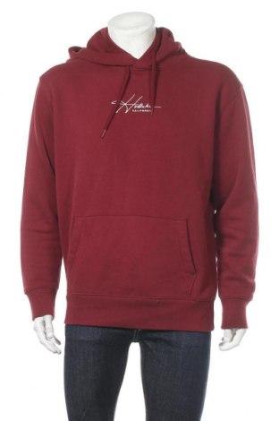 Ανδρικό φούτερ Hollister, Μέγεθος L, Χρώμα Κόκκινο, 70% βαμβάκι, 30% πολυεστέρας, Τιμή 23,09€