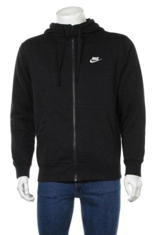 Ανδρικό φούτερ Nike, Μέγεθος S, Χρώμα Μαύρο, 80% βαμβάκι, 20% πολυεστέρας, Τιμή 27,60€