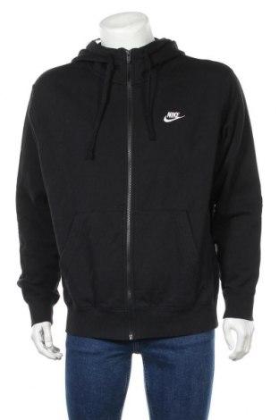 Ανδρικό φούτερ Nike, Μέγεθος L, Χρώμα Μαύρο, 80% βαμβάκι, 20% πολυεστέρας, Τιμή 24,12€