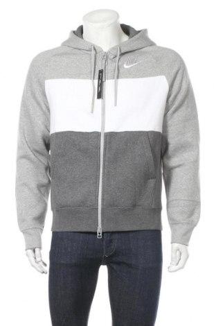 Ανδρικό φούτερ Nike, Μέγεθος S, Χρώμα Γκρί, 80% βαμβάκι, 20% πολυεστέρας, Τιμή 31,20€