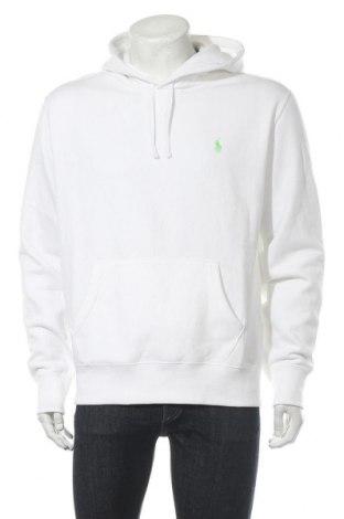 Ανδρικό φούτερ Polo By Ralph Lauren, Μέγεθος L, Χρώμα Λευκό, 60% βαμβάκι, 40% πολυεστέρας, Τιμή 57,60€