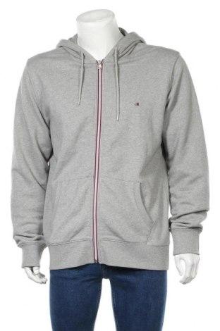 Ανδρικό φούτερ Tommy Hilfiger, Μέγεθος XL, Χρώμα Γκρί, Βαμβάκι, Τιμή 53,74€