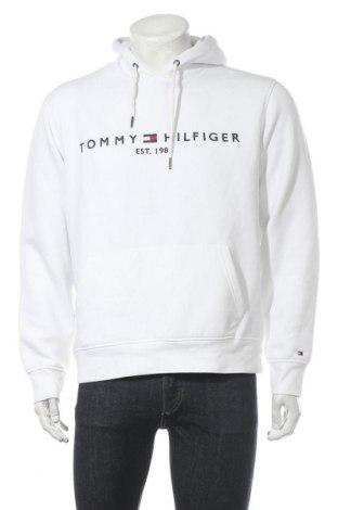 Ανδρικό φούτερ Tommy Hilfiger, Μέγεθος L, Χρώμα Λευκό, 64% βαμβάκι, 36% πολυεστέρας, Τιμή 38,27€