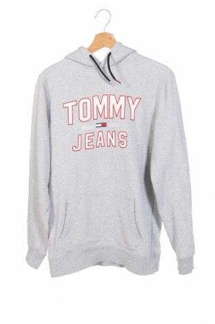 Ανδρικό φούτερ Tommy Hilfiger, Μέγεθος M, Χρώμα Γκρί, 90% βαμβάκι, 10% πολυεστέρας, Τιμή 40,21€