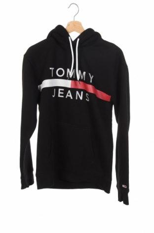 Ανδρικό φούτερ Tommy Hilfiger, Μέγεθος S, Χρώμα Μαύρο, 56% βαμβάκι, 44% πολυεστέρας, Τιμή 49,87€