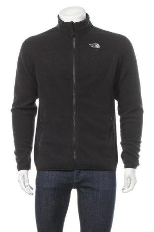 Ανδρική ζακέτα fleece The North Face, Μέγεθος M, Χρώμα Μαύρο, Πολυεστέρας, Τιμή 35,75€