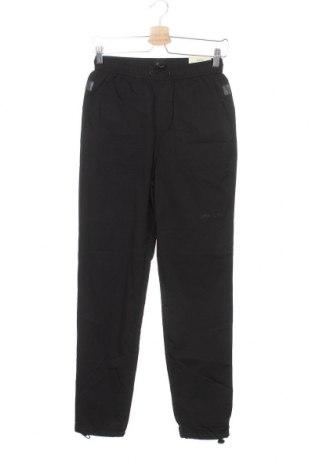 Pantaloni trening de bărbați River Island, Mărime XS, Culoare Negru, Poliamidă, Preț 55,07 Lei