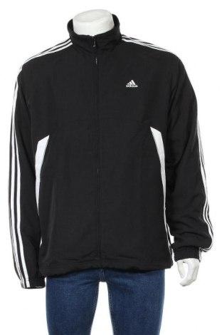 Pánský sportovní vrch Adidas, Velikost XL, Barva Černá, Polyester, Cena  351,00Kč