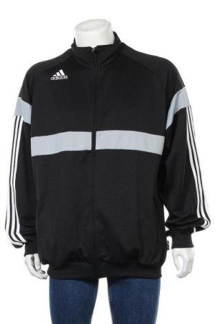 Pánský sportovní vrch Adidas, Velikost XXL, Barva Černá, Polyester, Cena  335,00Kč