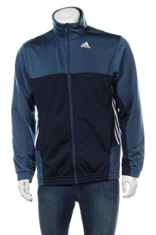 Pánský sportovní vrch Adidas, Velikost L, Barva Modrá, Polyester, Cena  462,00Kč