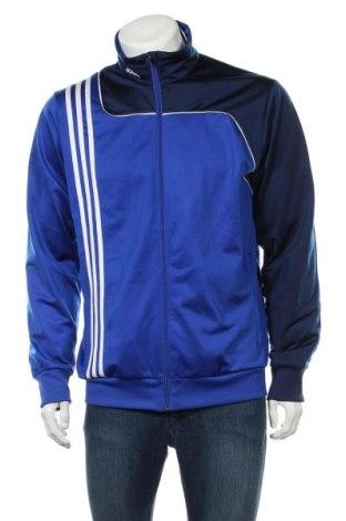 Pánský sportovní vrch Adidas, Velikost L, Barva Modrá, Polyester, Cena  335,00Kč