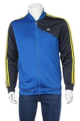 Pánský sportovní vrch Adidas, Velikost M, Barva Modrá, Polyester, Cena  670,00Kč