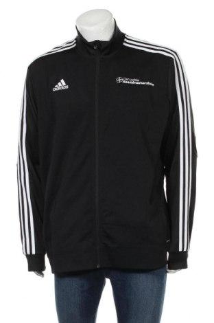 Pánský sportovní vrch Adidas, Velikost XL, Barva Černá, Polyester, Cena  439,00Kč