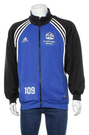 Pánský sportovní vrch Adidas, Velikost L, Barva Modrá, Cena  255,00Kč