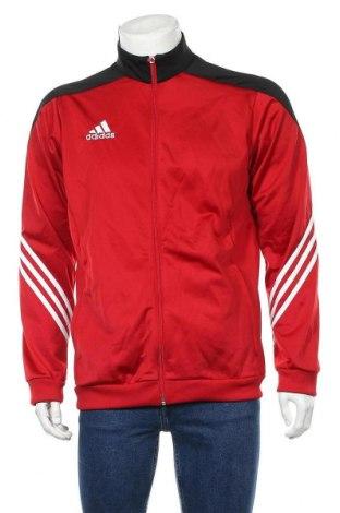 Pánský sportovní vrch Adidas, Velikost L, Barva Červená, Polyester, Cena  606,00Kč